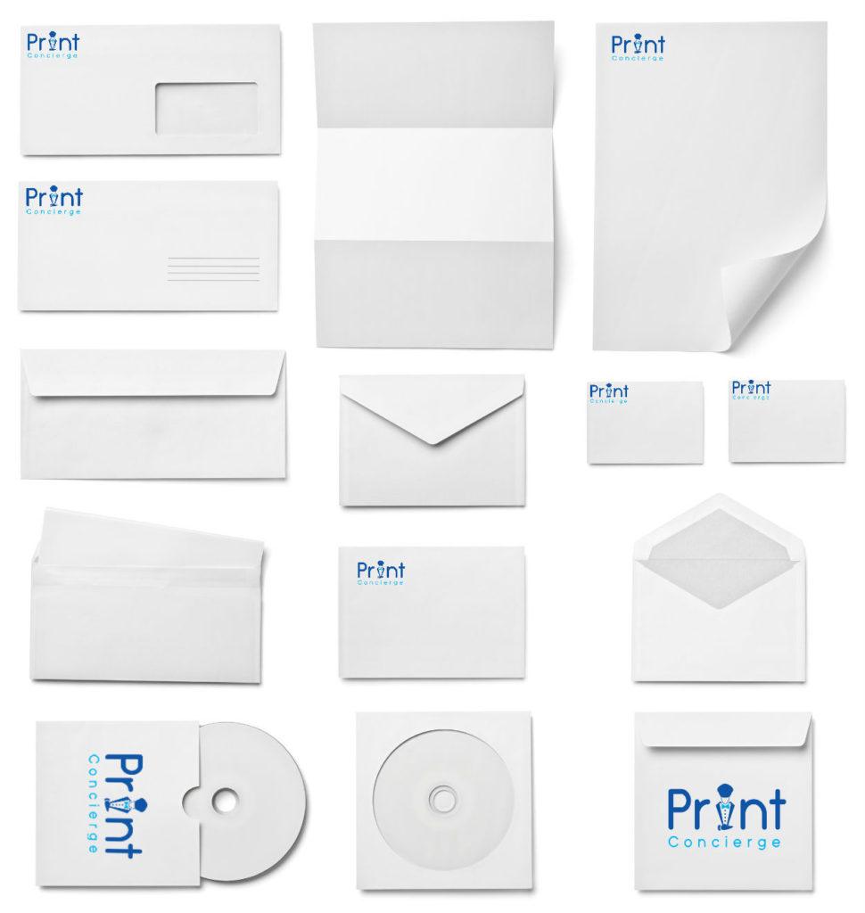 Print Concierge Envelope Printing Blacktown Sydney