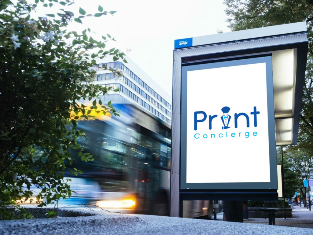 Print Concierge Outdoor Poster Printing Blacktown Sydney