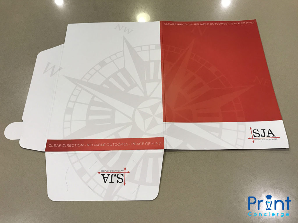 Presentation Folders - Print Concierge